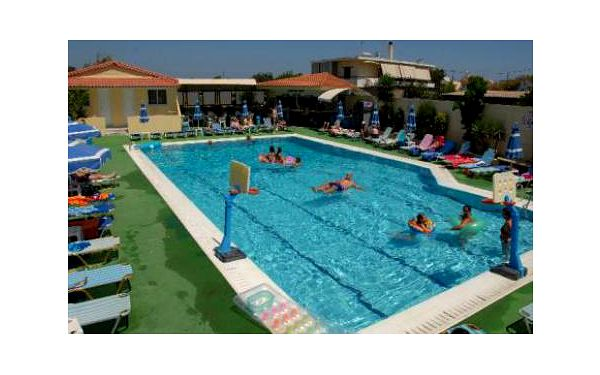 Řecko, oblast Rhodos, letecky, bez stravy, ubytování v 3* hotelu na 8 dní