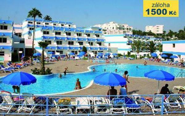 Maroko, oblast Agadir, letecky, polopenze, ubytování v 3* hotelu na 8 dní