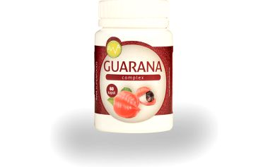 Guarana COMPLEX 60 tobolek AWA superfoods