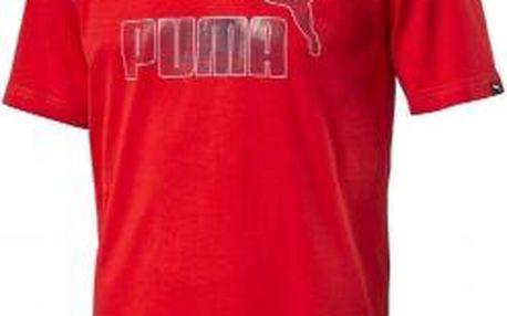 Pánské triko FUN KA SP TEE červená