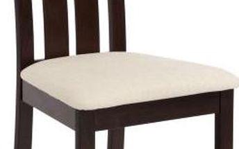 SCONTO BELA Židle z masivního dřeva