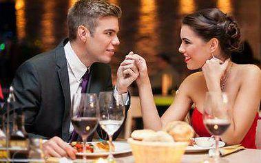 Luxusní tříchodové menu PRO DVA v restauraci GreenYacht!