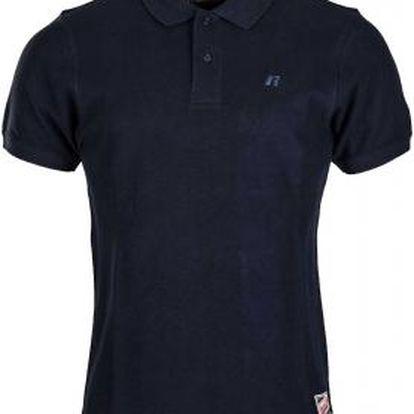 Pánské tričko POLO SPORT COLOURS tmavě modrá