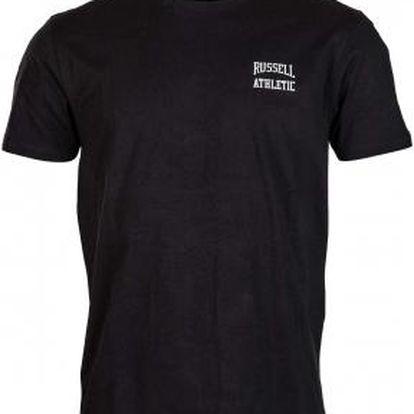 Pánské tričko TEE ESSENTIALS černá