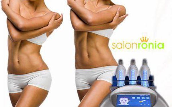 Nejúčinnější neinvazivní liposukce Blue Lase Energy Wave