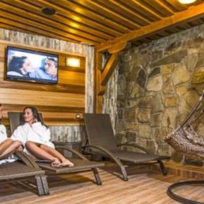 Velikonoce v Beskydech s bohatou polopenzí a wellness v luxusním penzionu