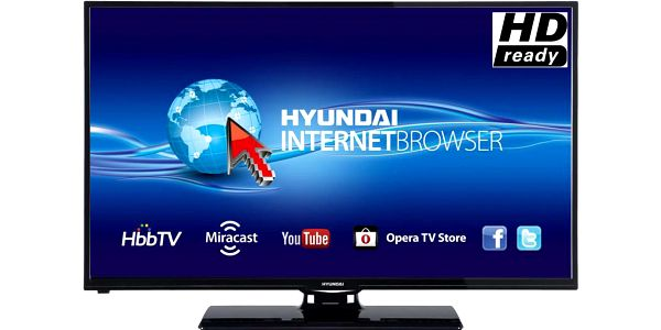 Smrt LED TV Hyundai HL 32382 SMART