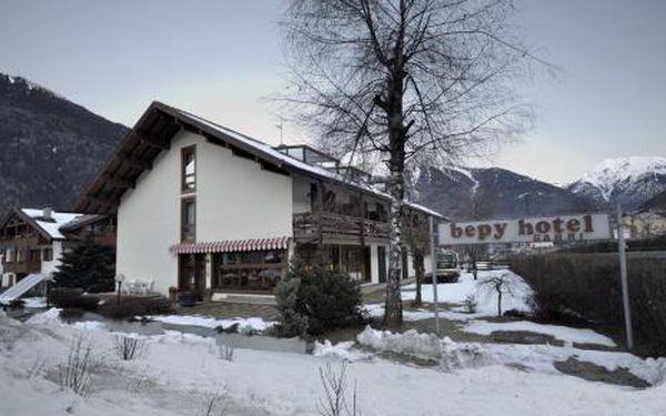 Itálie, oblast Madonna di Campiglio / Pinzolo, doprava vlastní, snídaně, ubytování v 3* hotelu na 8 dní