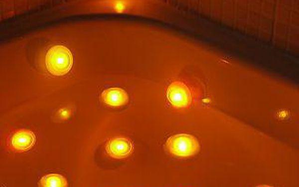 Světlo do vany měnící barvy pro romantickou koupel!