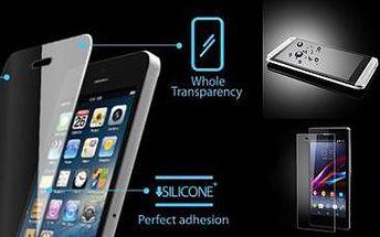 Tvrzené sklo GorillaGlass Crystal UltraSlim: ochrání displej mobilu!