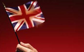 Angličtina - mírně pokročilí, 3-6 osob, pondělí 18:00, 14 lekcí se slevou v Plzni