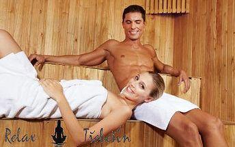 90 minut privátní sauny PRO DVA