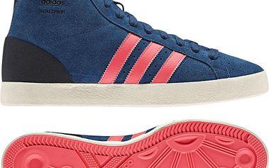 Kvalitní volnočasová obuv značky adidas Basket Profi OG tribe blue, modrá
