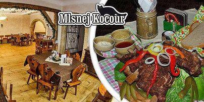 Restaurace Mlsnej Kocour
