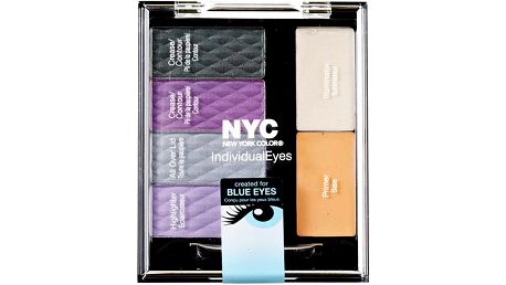Oční stíny NYC New York Color Individual Eyes Custom Palette