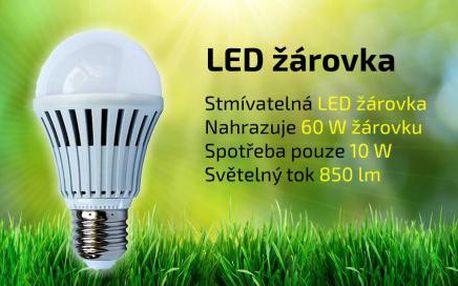 Úsporná LED žárovka (za 60 W)