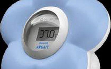 Digitální teploměr na měření vody a vzduchu AVENT SCH550