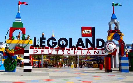 Legoland v Německu včetně vstupenky
