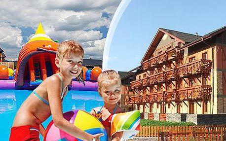 Luxusní apartmány Tatragolf Mountain Resort pro DVA na 2 a více dní