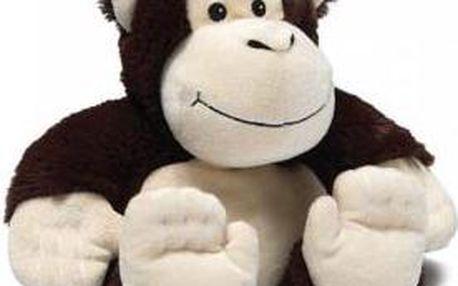 Plyšová hračka Hřejivá opice