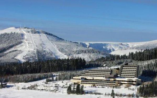 Česká republika, oblast Krkonoše, letecky, polopenze, ubytování v 4* hotelu na 8 dní