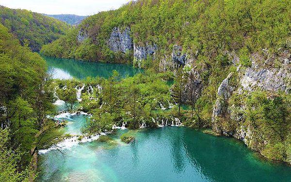 Zájezd po stopách Vinnetoua na Plitvická Jezera pro 1 osobu