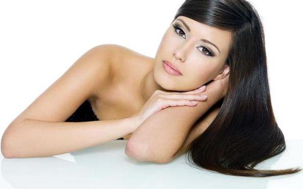 Brazilský keratin pro nádherné vlasy