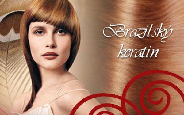 BRAZILSKÝ KERATIN za fantastické ceny rozlišené podle délky vlasů! Mějte dokonalé, lesklé, vyhlazené a zdravé vlasy jako modelky z časopisů! Účinná regenerace vašich vlasů v luxusním salonu Allen Charo přímo v centru Prahy na Starém Městě!