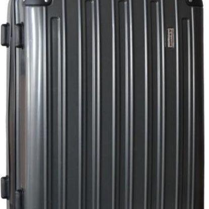 AZURE Cestovní kufr Sirocco T-871/3-70 PC - Skladem