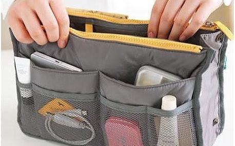 Pomocník do kabelky - praktický organizér.