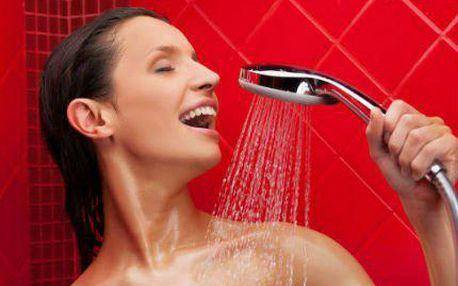 Designový sprchový kout s bezpečnostním sklem