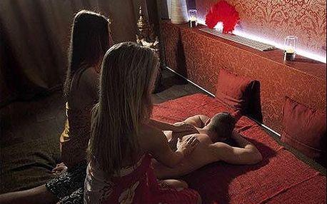 Tantrická masáž pre ženy alebo pre mužov v trvaní 60 minút v Bratislave.