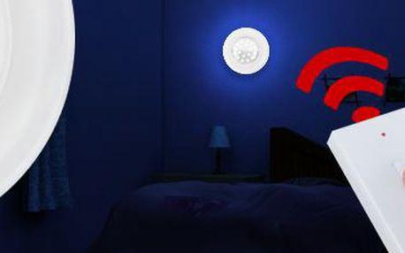 Světlo na dálkové ovládání: Jednoduchá instalace, napájení bateriemi!