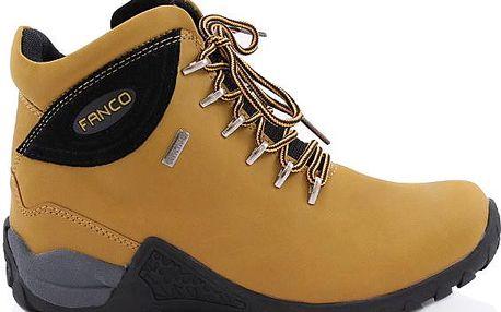 Dámská kotníková trekingová obuv