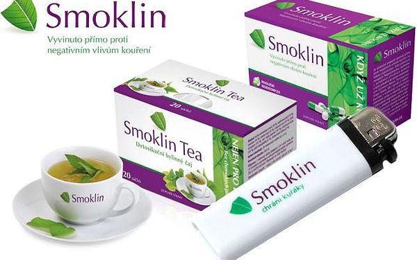 Smoklin sada nejen pro kuřáky