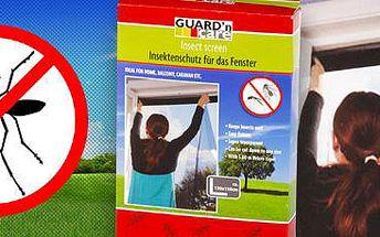 2 ks sítí proti hmyzu do oken: zbavte se nepříjemných návštěvníků!