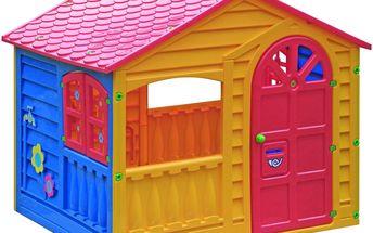 Marian Plast Domeček Happy House (360)