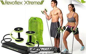 Domácí fitness Revofles Xtreme - zacvičte si v pohodlí domova!