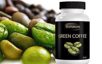 Green Coffee Bean extract 60x2000 mg