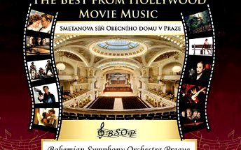 Koncert: The Best From Hollywood Movie Music - 11.4.2015