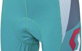 Pánské cyklistické kalhoty JR RC Shorts ocean blue/cerise pink