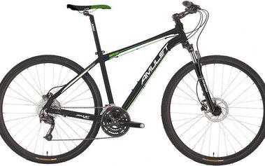 Amulet Route 500 je kvalitní trekingové kolo pro rekreační cyklisty, kteří chtějí kvalitu a zábavu na cestách
