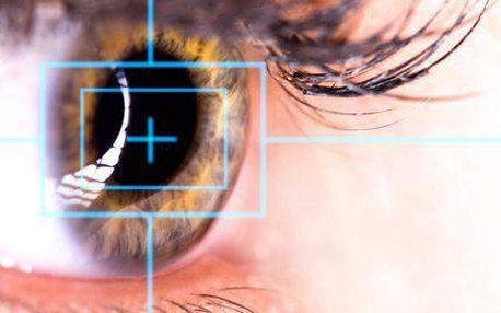 Bezbolestná laserová operace očí LASEK