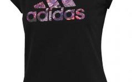 Dámské sportovní tričko NIGHTCITY TEE černá