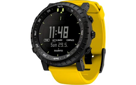 Suunto Core Yellow Crush