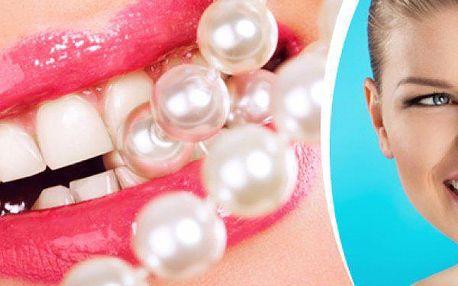 Profesionální balíček dentální hygieny.Komplexní dentální hygiena, která obsahuje vyšetření dutiny ústní, odstranění zubního kamene a plaku ultrazvukovými přístroji i ručními nástroji, depuraci/Air-Flow, fluoridaci a profesionální instruktáž.