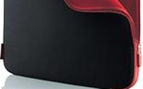 Belkin Neoprene Sleeve pro Notebook up to 14 , černá/červená - Skladem