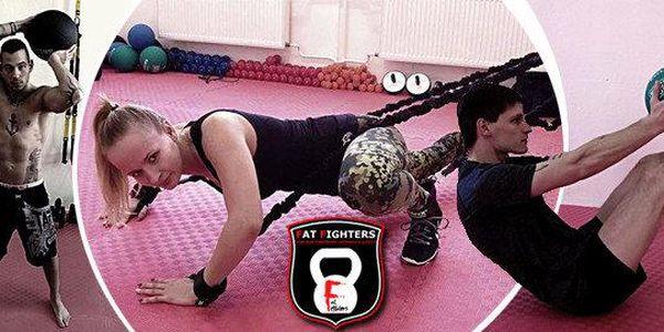 Funkční trénink v Brně - TRX, Kettlebells, Strong Core, HIIT, Piloxong, Thaibox, Ju-Jitsu