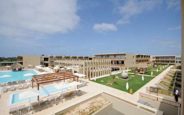 Kapverdské ostrovy, oblast Ostrov Sal, doprava letecky, snídaně, ubytování v 5* hotelu na 8 dní