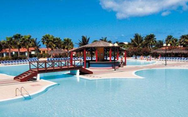 Kapverdské ostrovy, oblast Ostrov Sal, doprava letecky, all Inclusive, ubytování v 4,5* hotelu na 8 dní